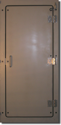STC 50+ Doors & Gaven Industries HEMP Shielded Doors
